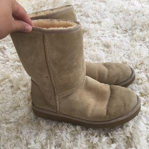 Sand Ugg Boots sz 10